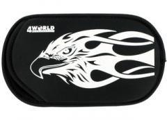 4World ProBag neopreninis dėklas PSP konsolei, erelis Žaidimų konsolės ir priedai