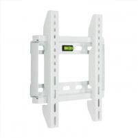 4World Sieninis LCD 14-29 laikiklis fiksuotas, plonas, TV iki 75kg WHT