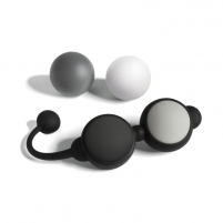 50 Shades of Grey - Kėgelio kamuoliukų rinkinys . Vaginaliniai kamuoliukai