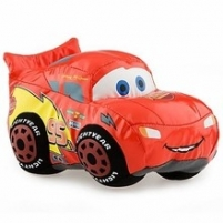 5208 McQueen -Smack and Yack Plush: Disney Cars