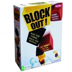 53153 stalo žaidimas Block Out, Tactic