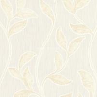 53952 SUPROFIL SELECTION 53 cm wallpaper, light with gėlėmis Vinyl wallpaper