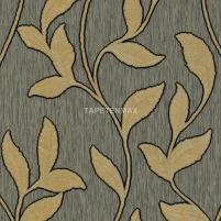 53953 SUPROFIL SELECTION 53 cm wallpaper, brown with gėlėmis Vinyl wallpaper