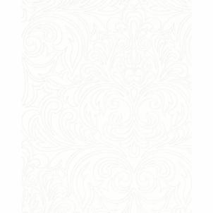 Tapetai 54608 HOMESTORY 10,05x0,53 m , balta, kl.M.Vlies Viniliniai tapetai