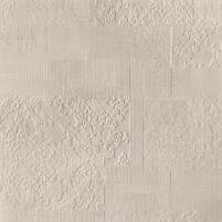 59.8*59.8 ALOKE BIANCO ORNAMENT MAT akmens masės plytelė Akmens masės apdailos plytelės