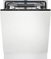 60 cm pločio įmontuojama indaplovė Electrolux EES69310L Fitted with dishwasher