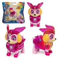 6055929 Spin Master Paw Patrol Mighty Pups Charged Up Figure - SKYE