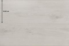 Laminuota grindų danga 619 VITALITY DIPLOMAT, 1261x190.5x8, 32kl., baltai alyvuoto ąžuolo