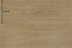 692 XPERTPRO STANDARD 8, 1257x190.5x8, 33kl., Imperial Oak laminuota gr.danga