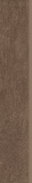 7.2*40 SEXTANS BROWN, grindjuostė Akmens masės apdailos plytelės