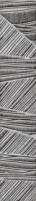 7.2*40 SEXTANS GRYS, juostelė Stoneware finishing tiles
