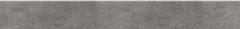 7.2*59.8 TARANTO GRYS COKOL MAT, akmens masės grindjuostė Akmens masės apdailos plytelės