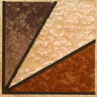 7.7*7.7 RUFUS BEIGE (MIX) NAR, dekoruota akmens masės plytelė Akmens masės apdailos plytelės