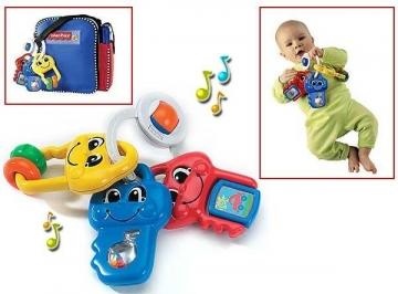 74123 Fisher Price Žaislai kūdikiams