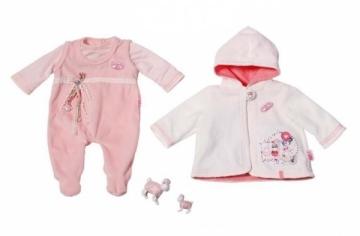 792896 Одежда для Baby Annabell - Комбинезон и куртка с капюшоном Zapf Creation