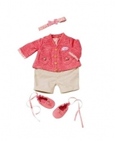 793725 Deluxe Lovely Knit Set Одежда для Baby Annabell Zapf Creation