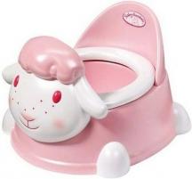 793763 Интерактивный горшок для кукол Baby Annabell Овечка (звук)