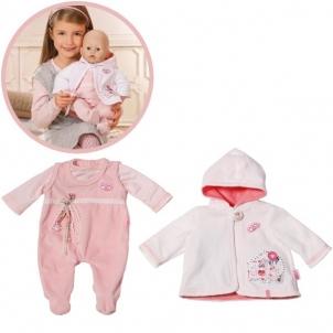 793992 Одежда для Baby Annabell - Комбинезон и куртка с капюшоном Zapf Creation