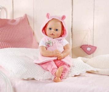 794050 rūbai lėlei Baby Annabell - kombinezonas su gobtuvu Zapf Creation