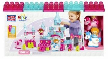 80457 Mega Bloks princesės pilis LEGO ir kiti konstruktoriai vaikams