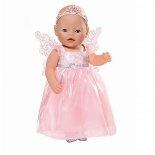 820728 šviečianti suknelė lėlėi BABY BORN ZAPF CREATION