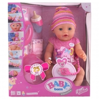 822005 / 819197 NEW 2016 Zapf Creation Baby Born lėlė Girl NEW Rotaļlietas meitenēm