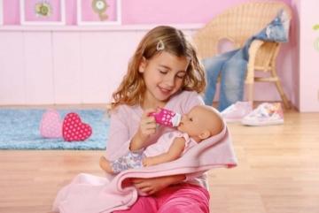 822104 BABY BORN buteliukas lėlėms Pink Zapf Creation