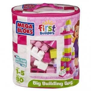 8328 Mega Bloks Klasikinis konstruktorius, 80det LEGO ir kiti konstruktoriai vaikams
