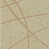 9.8*9.8 ARKESIA BEIGE NAR, dekoruota akmens masės plytelė Akmens masės apdailos plytelės