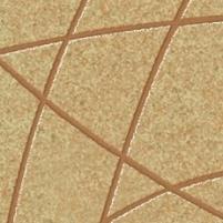 9.8*9.8 ARKESIA BROWN NAR, dekoruota akmens masės plytelė Akmens masės apdailos plytelės