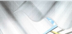 Acralux - glass reinforced polyester sheet 875x920 Pvc and polycarbonate sheets