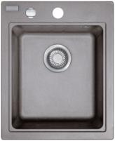Akmens masės plautuvė FRANKE MARIS MRG 610-42 Akmens pilka The weight of the stone kitchen sinks