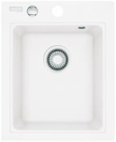 Akmens masės plautuvė FRANKE MARIS MRG 610-42 Balta The weight of the stone kitchen sinks