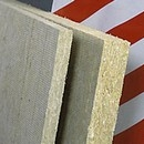 Stone wool insulation wall slab PAROC EPS 17 20x600x1200
