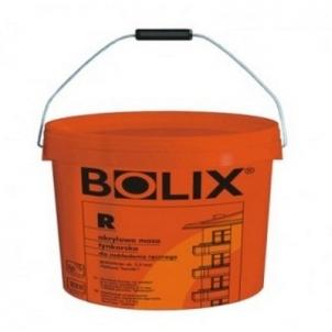 Akrilinis tinkas Bolix XR30 lietutis 2,5mm Dekoratyviniai tinkai
