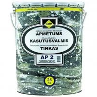 Akrilinis tinkas AP 2 mm samanėlė 25kg