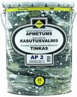Akrilinis tinkas AP/L 2 mm lietutis 25kg