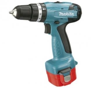 Cordless impact wrench gręžtuvas Makita 8271DWPE3 Cordless drills screwdrivers