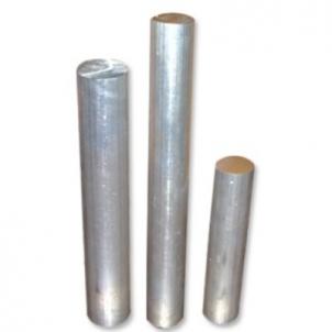 Aliuminio strypas D16 diam 6 Aliuminis