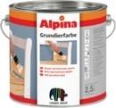 Alkidinis gruntas Alpina Grundierfarbe 2,5 ltr. Statybiniai gruntai