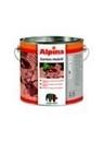 Alpina Garten-Holzoel (tamsus) 2.5 ltr. Oil paint