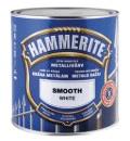 Antikoroziniai dažai Smooth balta spalva, blizgūs 250 ml.