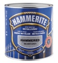 Dažai metalo HAMMERITE 2,5ltr.kaldintas efektas, blizgūs žali antikoroziniai.