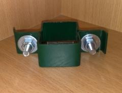 Pinted clamps 40x60 (tarpiniam stulpui)