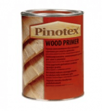 Pinotex gruntas 3 ltr. apsauginis medienos Pinotex Wood Primer bespalvis