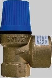Apsauginis vožtuvas vid./vid. d1/2''x3/4'' 2,0 bar WATTS Apsauginiai vožtuvai