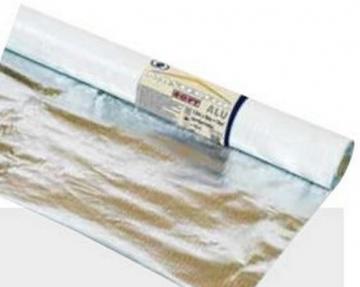 Armuota aliuminio plėvelė MASTERFOL SOFT ALU Condensation film