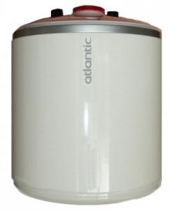 Atlantic O'Pro 15; 2,0 kW | Vertikalus elektrinis vandens šildytuvas (po kriaukle) Elektriniai vandens šildytuvai