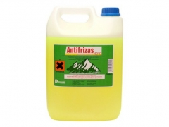 Antifreeze (coolant) yellow 5 kg Special-purpose cleaners