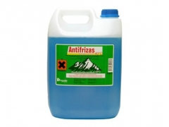 Antifreeze (coolant) blue 5 kg Special-purpose cleaners